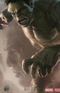 Avengers Poster - Hulk