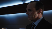 Coulson smile