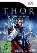 Thor Wii DE cover