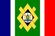 Flag of Johannesburg