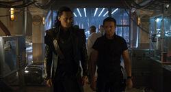 Loki and Hawkeye deleted scene 2