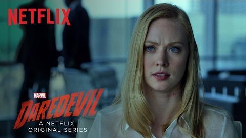 Marvel's Daredevil Karen Page HD Netflix