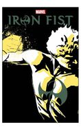 Iron Fist rejected poster 2