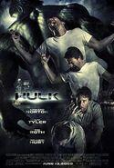 Hulk unused poster 6