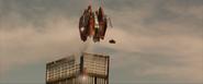 Iron Man Orbital Drop Pod