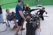 CW Behind the Scenes2
