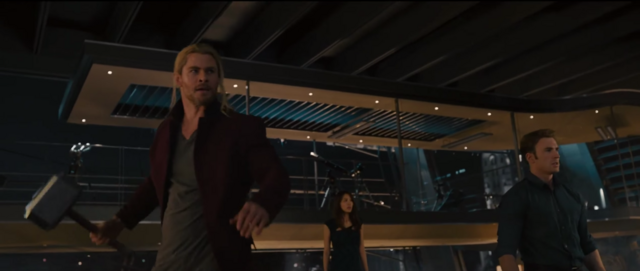 File:Thor at Avengers Tower after Smashing Ultron.png