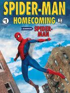 Spider-Man Homecoming promo art 3
