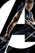 Hawkeye Avengers Promo