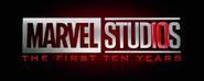 Marvel Studios 10 Years Logo