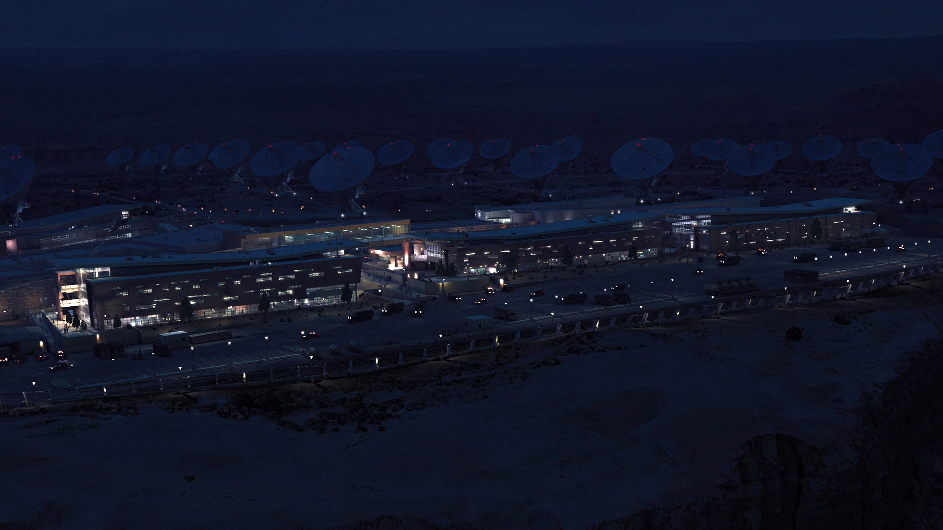Joint Dark Energy Mission Facility Marvel Cinematic