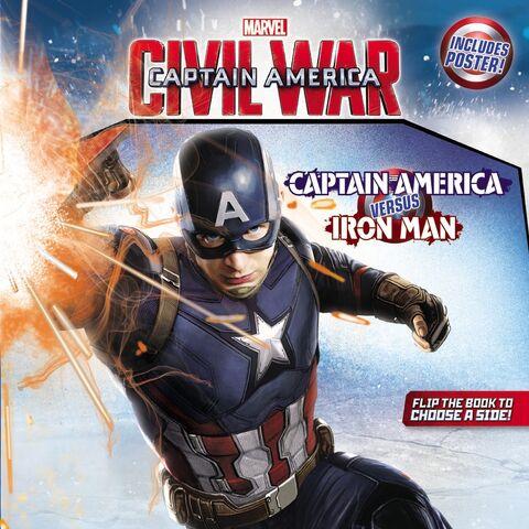 File:Captain America Civil War Captain America Versus Iron Man.jpg