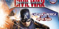 Captain America: Civil War: Captain America Versus Iron Man