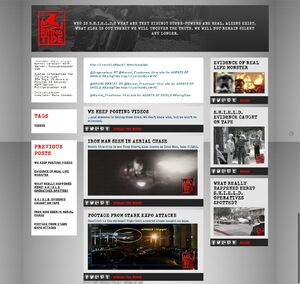 The Rising Tide website