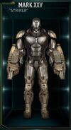 IM Armor Mark XXV