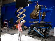 Loki Chariot Behind the Scenes