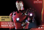 Iron Man Civil War Hot Toys 7