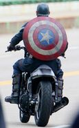 Captain america the winter solider set photo-02