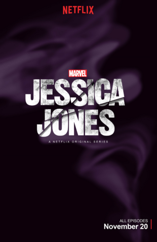 File:Jessica Jones Purple Poster.PNG
