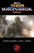 Thor Ragnarok Prelude - Hulk