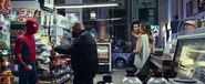 Spider-Man & DJ Khaled (Convenience Store - NBA FInals Homecoming TV Spot)