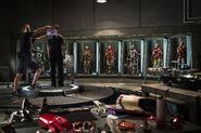 Iron Man 3 set pic