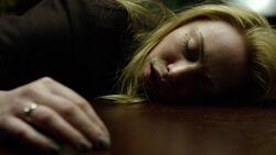 Karen-Page-Kidnapped-Sleeping