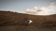 Whitney Frost's Car - Dirt Road