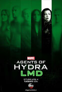 Agents of HYDRA LMD
