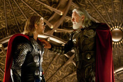 Odin and Thor
