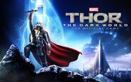 Thor The Dark World The Official Game banner