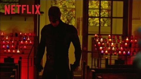Marvel's Daredevil - Season 2 - Daredevil & The Punisher Featurette - Netflix HD