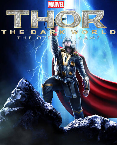File:Thor The Dark World The Official Game.jpg