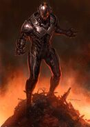 Andy Park AOU Ultron Concept Art 05