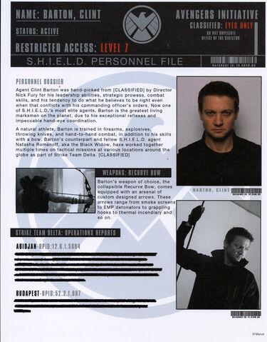 File:Clint Barton File.jpg