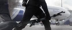 CivilWar Hawkeye BowStaff