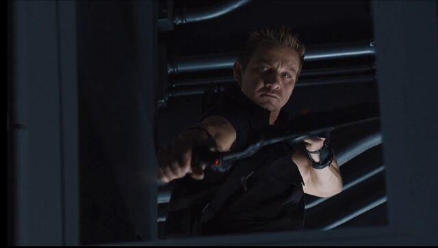 File:Hawkeye-Helicarrier-Attack.jpg