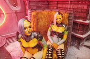 Love-Bots Iron Lotus BTS