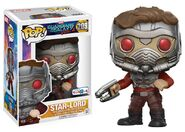 GOTG2 Funko Star-Lord mask 2