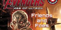 Avengers: Age of Ultron: Friends and Foes