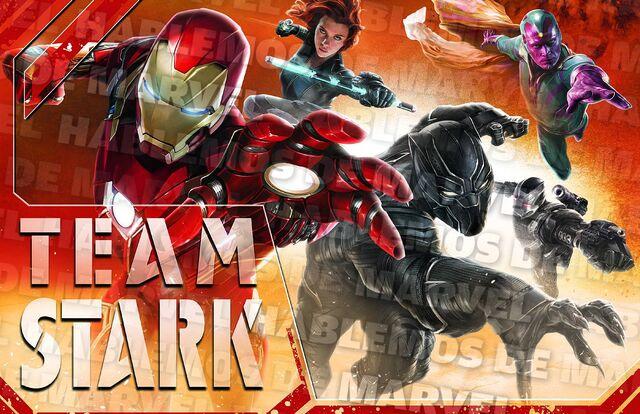 File:Hablemos de Marvel Team Stark.jpg