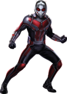 Ant-Man Suit CW