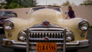 Howard Stark's Buick Eight