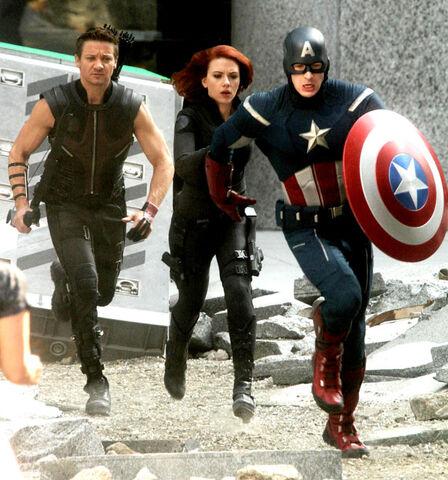 File:The Avengers filming 5.jpg