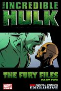 Incredible Hulk The Fury Files Vol 1 2
