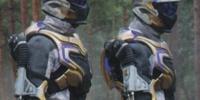 Chitauri Armor