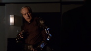 Spacetime Malick Exoskeleton