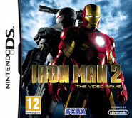 IronMan2 DS EU cover