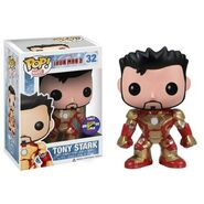 Funko Iron Man 3 ComicCon Exculsive