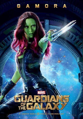 File:GotG Gamora Poster Alternate.jpg